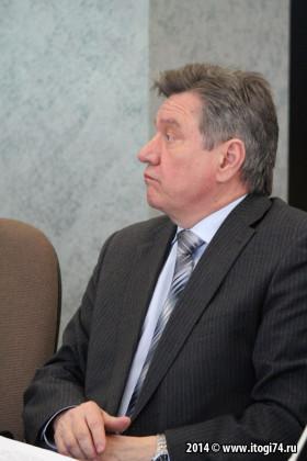 Зампред контрольно-счётной палаты Челябинской области Владимир Корниенко считает неэтичным обсуждать бюджетные нарушения