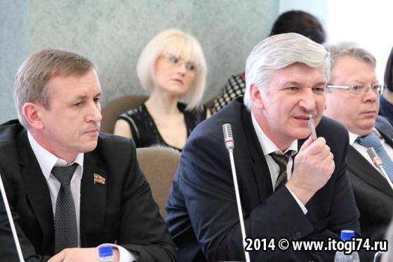 Депутат ЗСО Лемешевский считает, что лишний раз проверять минэкономразвития не следует